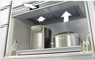 DIYキッチン収納 蒸気排出ユニット