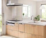 DIYキッチン プランニング フラット対面型