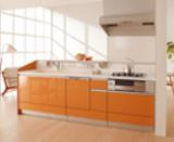DIYキッチン プランニング I型対面