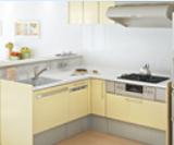 DIYキッチン プランニング L型