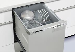 ビルトイン食洗機 DIYでの取替えのイメージ