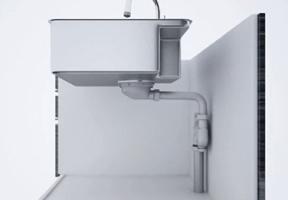 排水金具 DIYでのメンテナンスのイメージ