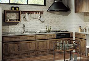 簡単キッチン改造 DIYでのメンテナンスのイメージ