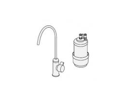 浄水器専用水栓のイメージ